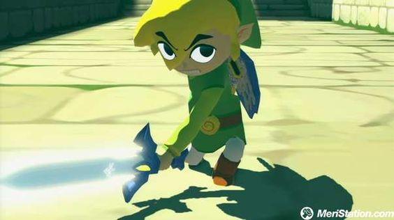 The Legend of Zelda: Wind Waker HD (WiiU)