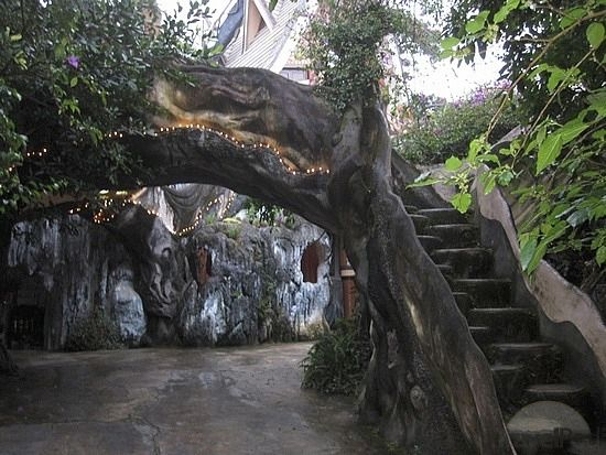 Wild Designs - Crazy House by TravelPod Member Dananddana ... click to see  full size! | Crazy houses, Tree houses and House trees