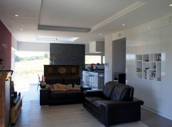 Maison passive à Durnal (Yvoir) - Bureau d'Architectes Desmedt-Purnelle - ConstructR