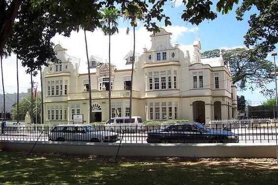 Trinidad national museum 2006-23-02 - Trinidad und Tobago