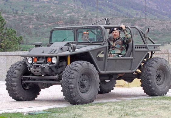 Mini Jeep Scorpion