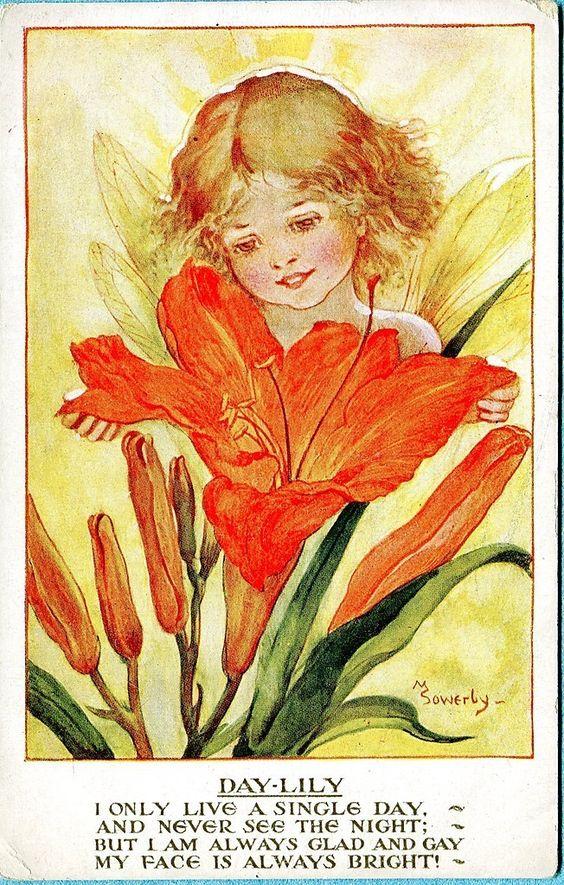 Millicent Sowerby card | eBay: