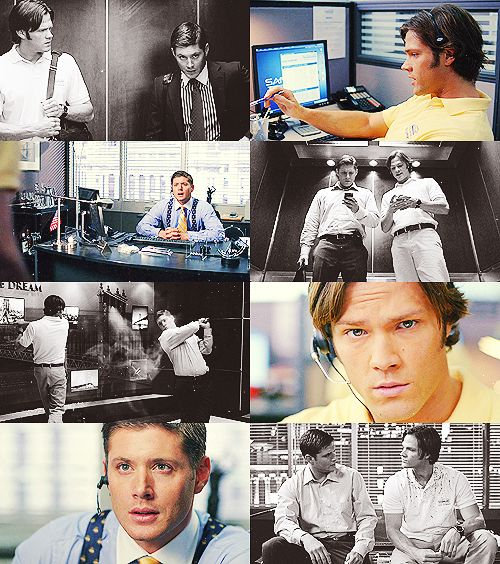 Smith & Wesson (I get it now... :P) #Supernatural