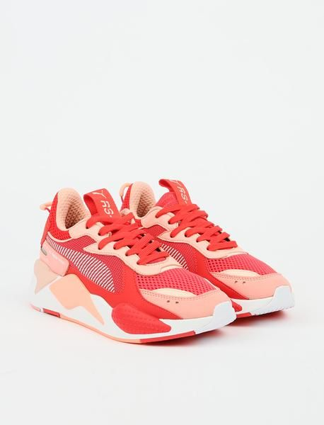 Puma Sko RS X Toys Bright PeachHigh Risk Red