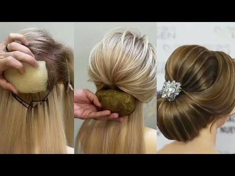 تسريحات شعر سهلة وفي غاية الأناقة لمناسبات صيف 2020 Haire Style Youtube Hair Styles Hair Beauty