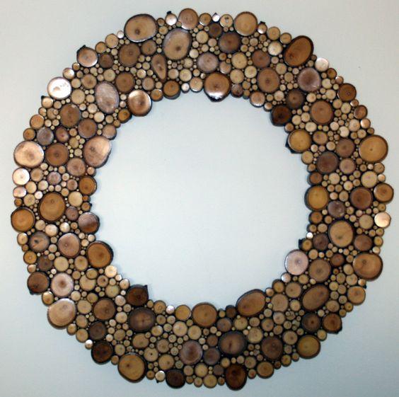 angela allman diy cuccok mirror frame round mirror frames 1 diy arts ...