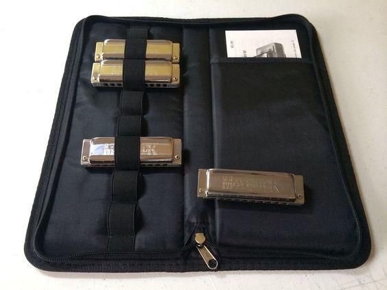 Maverick 4 Key Set w/Zipper Case
