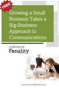 Want to improve customer service but increase employee productivity and gain business insight? Check out this eBook!