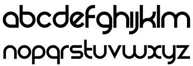 Risultati immagini per font