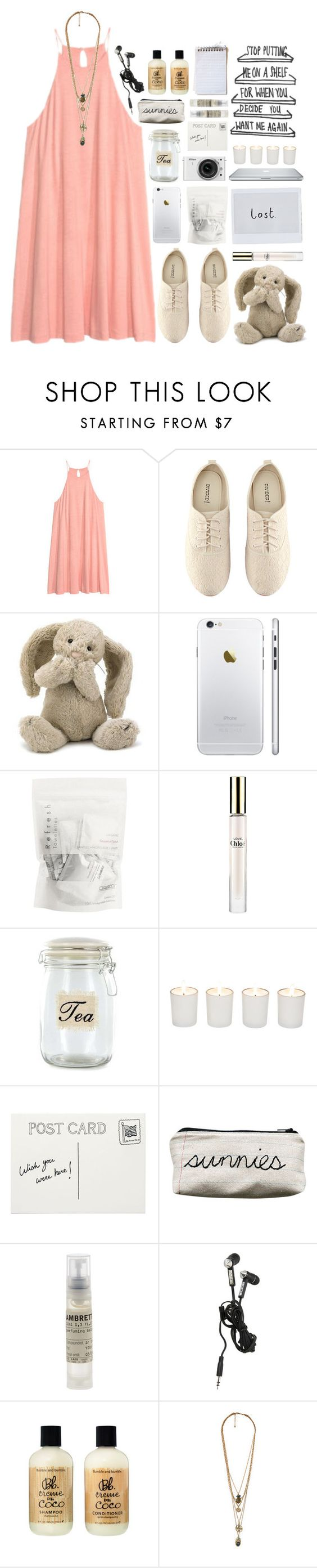 """""""Don't Push Your Luck"""" by blurry-constellations-xx ❤ liked on Polyvore featuring H&M, Jellycat, Chloé, Nikon, Witchery, Club Monaco, Citizens of Humanity, Le Labo and Forever 21"""