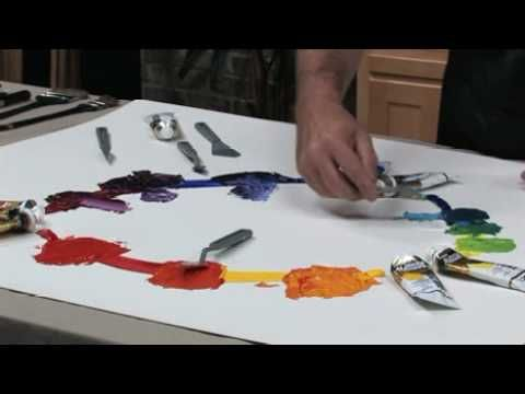 Learn To Understand Colour Mixing BEFORE You Paint, Decorate Or Buy Clothes (Part 1) - YouTube
