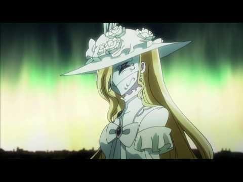 Unglaus Vs Shalltear Overlord Ii Youtube Anime Vampire Knight Manga