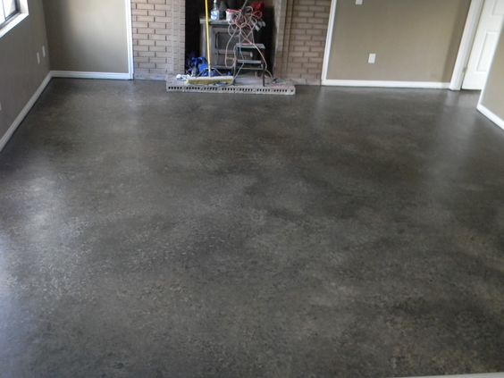 floor concrete floor in bathroom paint concrete floor basement
