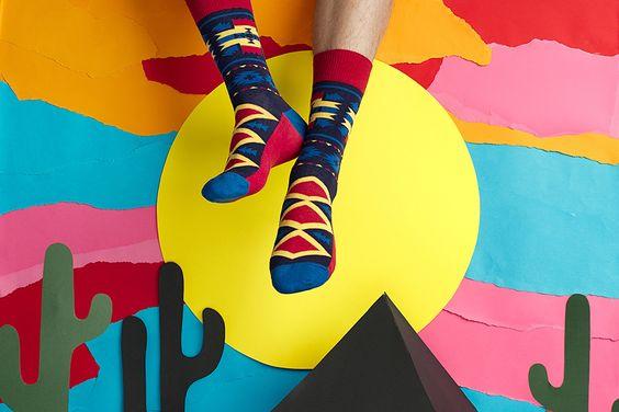 Das neue Design Mexico von Sammy Icon #sammyicon #sammyiconsocks #socken #mexico