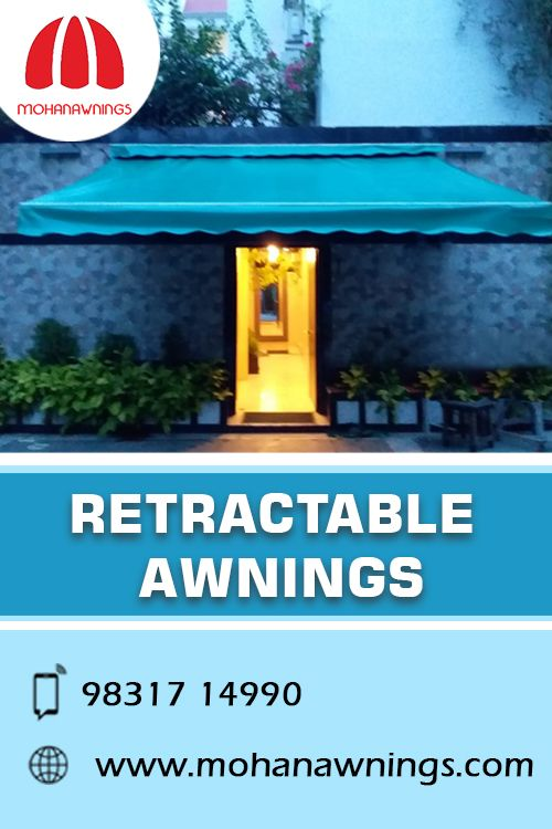 Retractable Awnings With Images Retractable Awning Awning Beautiful Space