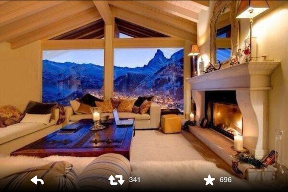 I want my house to be like this #peacefull