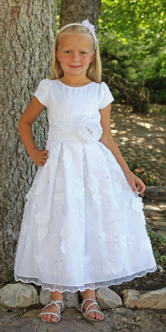 First Communion Dresses | Girls Baptism Dresses | Flower Girls Dress | Boys Communion