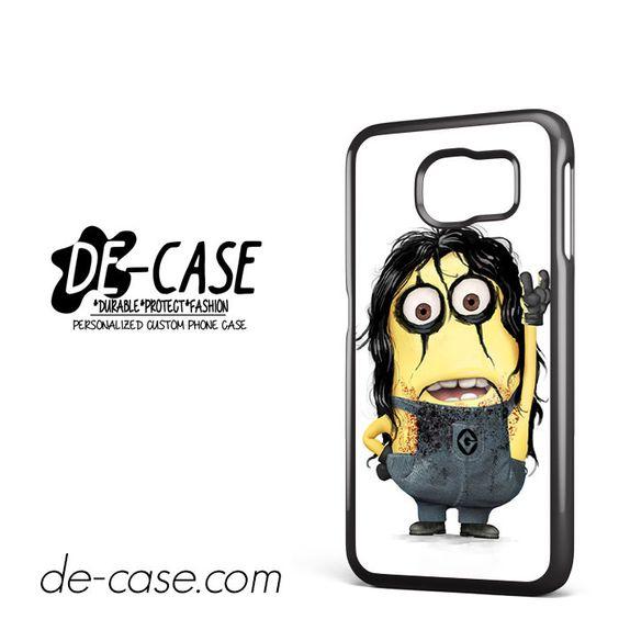 Alice Cooper Minion DEAL-495 Samsung Phonecase Cover For Samsung Galaxy S6 / S6 Edge / S6 Edge Plus