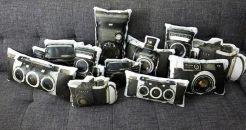 Coussins-appareil-photo-vintage