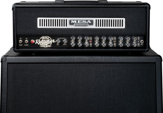 Tube Set for Mesa//Boogie Triple Rectifier JJ Electronics//TESTLA valves