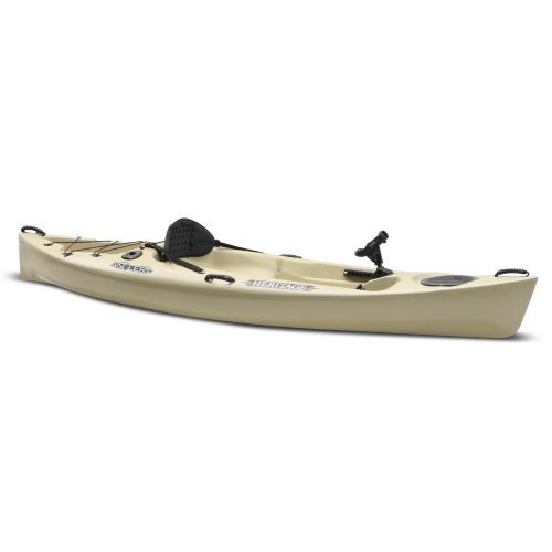 Heritage angler 10 sit on top kayak kayak canoe for Academy sports fishing kayaks