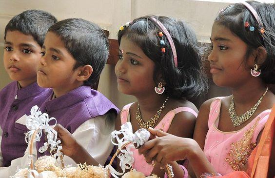 Kodinhi town,Kerala India one town 350 twins