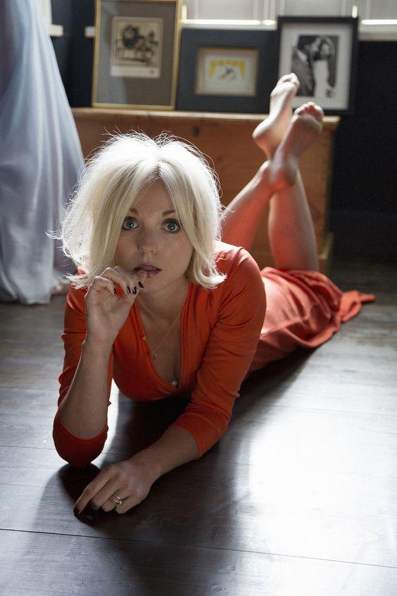 modern blonde pixie - Google Search