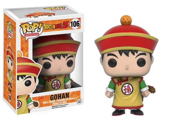 Pop! Animation: Dragonball Z - Gohan | Funko