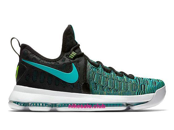 Chaussures De BasketBall Nike KD 9 Birds Of Paradise Prix Pas Cher Pour Homme…