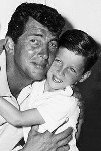 Dean Martin and his son, Dino:
