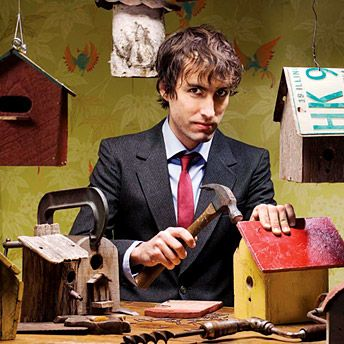 Andrew Bird house