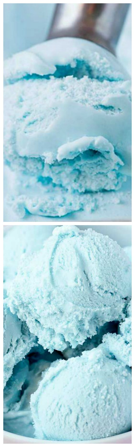 Cotton Candy Ice Cream ~ Celebrate the season with the treat that embodies summer fun (cotton candy) in the form of chilly ice cream