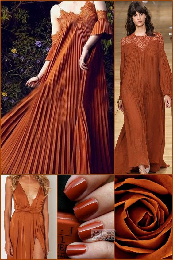 Fall-Winter 2019-2020 Color Report: Sugar Almond // Модные цвета осень-зима 2019-2020: Sugar Almond wintertrends #winterfashionoutfits #fallwinteroutfits #women'sfashiondresses #deepautumn #helloautumn #fashionmoda #pantonecolor #colortrends