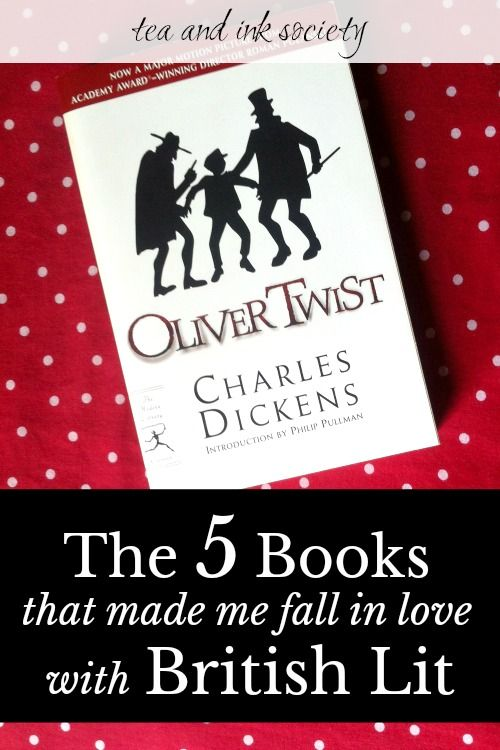 The 5 Books That Made Me Fall In Love With British Literature British Literature British Novels British Books
