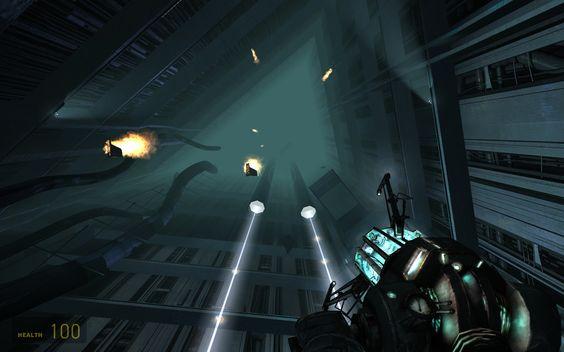 Half-Life 2: Episode 1 (PC, PS3, Xbox 360).