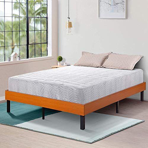 Buy Ecos Living 14 Inch Platform Bed Frame Steel Slat Non Slip