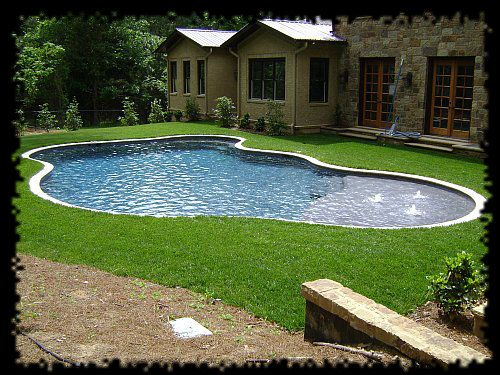 Pools Swimming Pools And Google On Pinterest