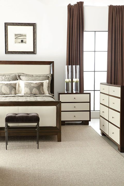 Bernhardt Bedrooms   Available at The Tin Roof and Concept Home #shopthetinroof #modernspokane