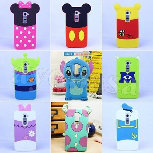 LG lg2 phone cases Details About 3D Stitch Disney Cartoon Soft Silicone Case Cover ...