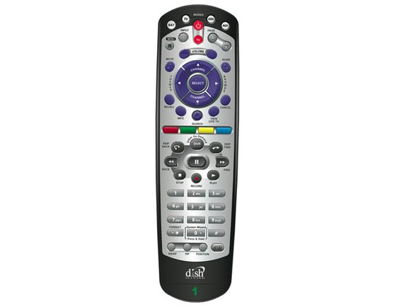 Dish Network IR Learning Remote.