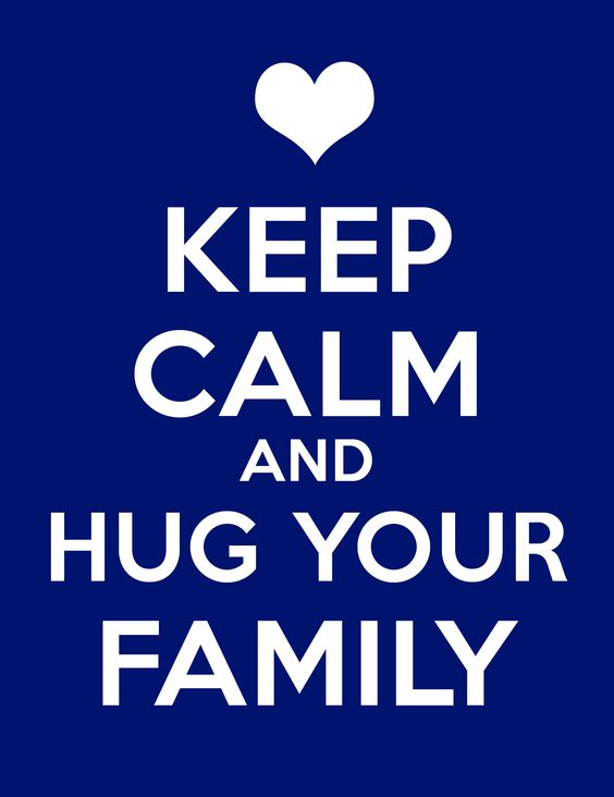 #keepcalm We talked about this on the KSBJ Morning Show today! Let's hug our…