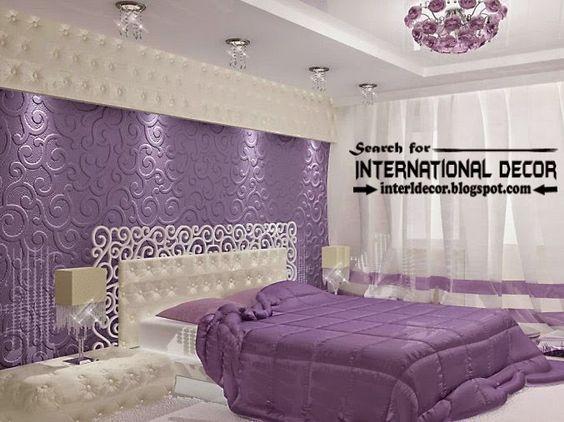 contemporary luxury bedroom decorating ideas designs furniture 2015  purple  bedrooms. contemporary luxury bedroom decorating ideas designs furniture