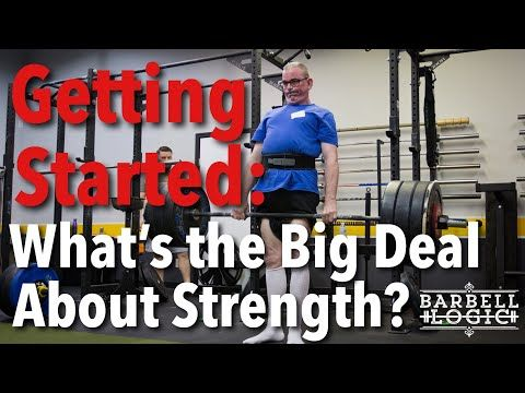 Getting Started With Weights Youtube Physical Skills Easy Workouts Physical Condition