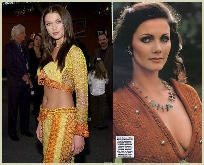 jessica altman daughter of lynda carter | Jessica Altman ...