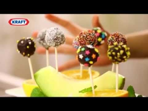 Resep Ramadhan Istimewa Ala Kraft Cake Pops Kue Resep