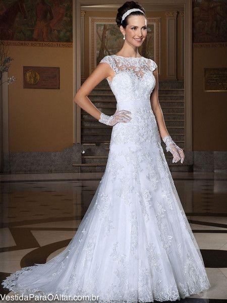 Vestido de Noiva Sonho Angelical