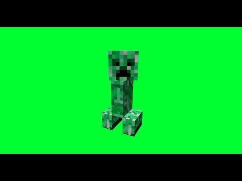60 Fps Creeper Explosion Green Screen Template Blue Screen Version In Description Youtube In 2021 Greenscreen Chroma Key Blue Screen