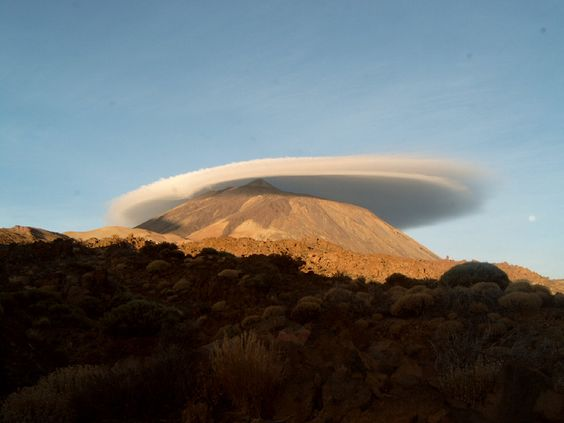 Teide. Tenerife. Islas Canarias