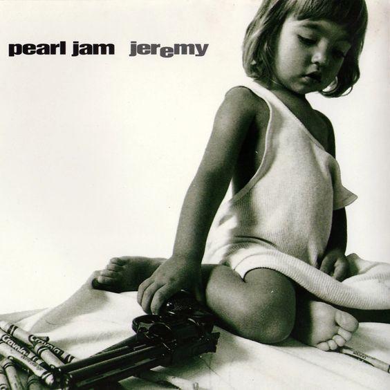 Pearl Jam – Jeremy (single cover art)