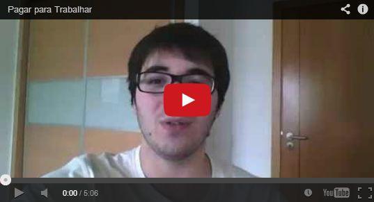[Video] É Preciso Pagar para Trabalhar??? Fiz este vídeo agora mesmo para te responder a esta questão que é deveras interessante  Por vezes não temos consciência da forma como a nossa sociedade está estruturada e como nos condiciona a mantermo-nos na nossa zona de conforto que até parece confortável, mas afinal não é. Recebes 600€ por mês? Tens a certeza? Ou é apenas o que está escrito no teu recibo mensal ? Vê aqui no meu Blog: http://blog.igoretuxafonseca.com/blog/pagar-para-trabalhar